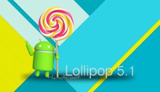 Fitur-fitur terbaru Android Lollipop