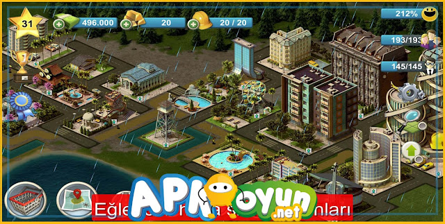 City-Island-4-Sim-İş-Adamı-HD-v1.6.8-MOD-APK-Para-Hileli
