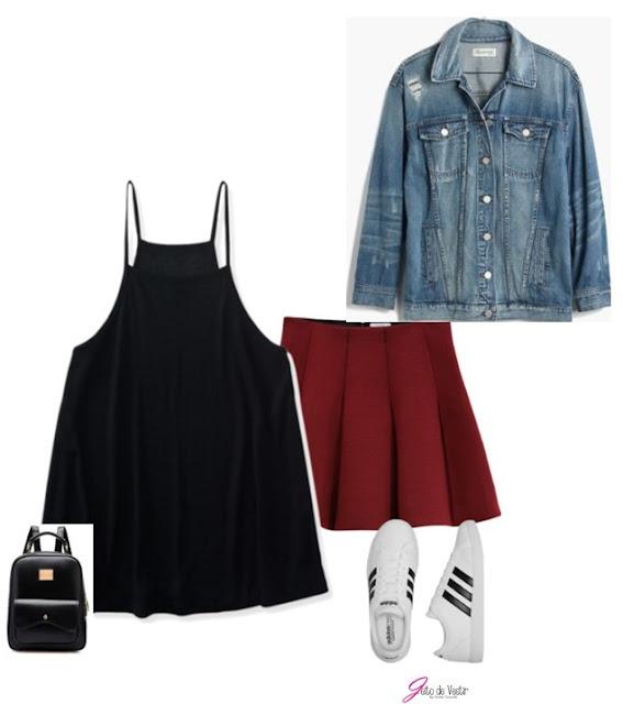 look-do-dia-preto-vermelho-bota-over-the-knee-blog-jeito-de-vestir-moda