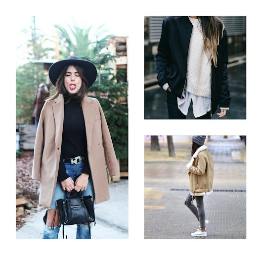 Kristýna From Prague: Fall Fashion Inspiration