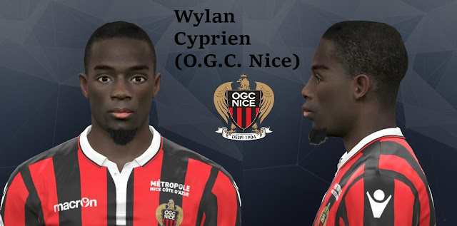 Wylan Cyprien (O.G.C. Nice) - Release by Kruptsev