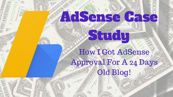Google AdSense Case Study!