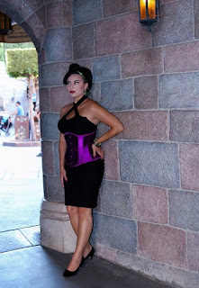 Haus of Villains Style Challenge: Maleficent
