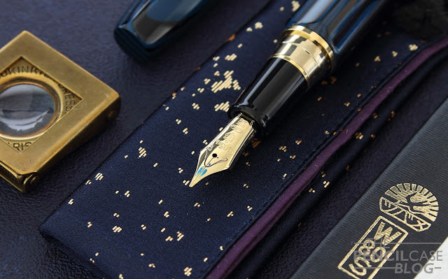Sailor 105th anniversairy Zuisei fountain pen review