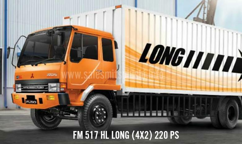 Mitsubishi FUSO - FM 517 HL LONG