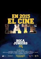pelicula Boca Juniors 3D, La Película