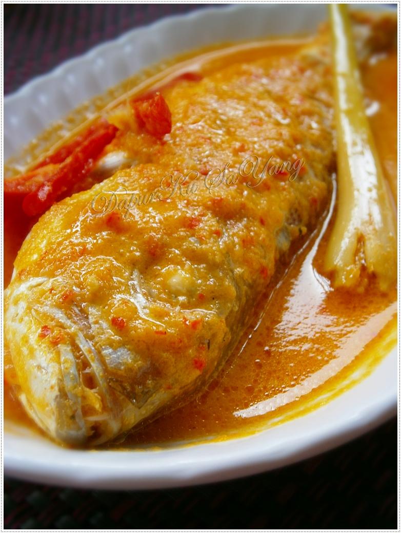 DapurKu SaYang: menu iftar 8 : Resepi Kerisi Masak Lemak Merah Berlengkuas