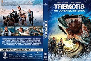 Tremors A Cold Day in Hell - Tremors Un dia en el Infierno