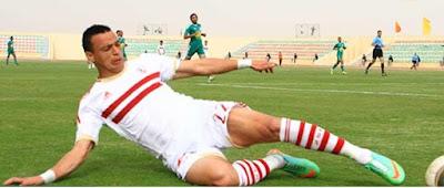 توقيت وموعد مباراة الزمالك وبتروجيت في الدوري المصري