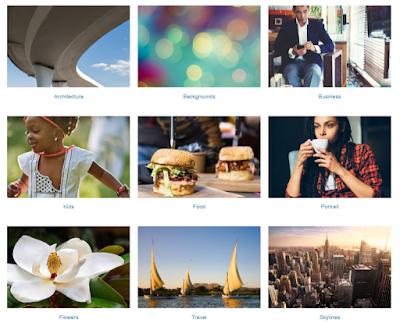 Cara memilih kategori yang Laris di Shutterstock