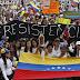 Meganalisis: 51% de la poblacion apoya una Huelga general indefinida (Desobediencia Civil) para salir del regimen de Nicolas Maduro