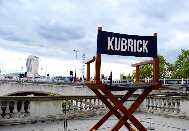Stanley Kubrick Directors Chair at Somerset House