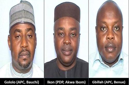 nigerian politician asked prostitutes