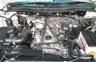 Mesin Mitsubishi Triton