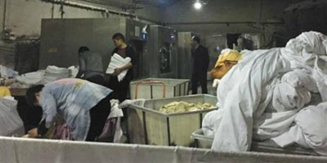 Terungkap, Fakta Mengerikan Laundry Hotel