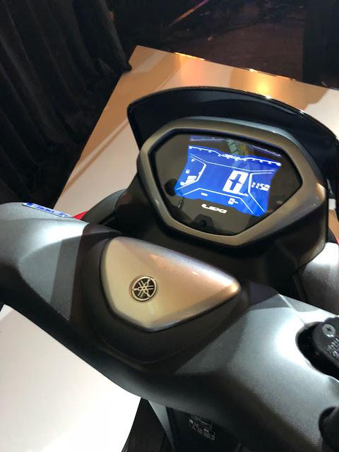 keunggulan Yamaha Lexi 125 VVA Bluecore