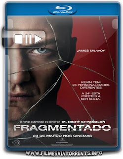 Fragmentado (Split) Torrent - BluRay Rip 1080p Legendando
