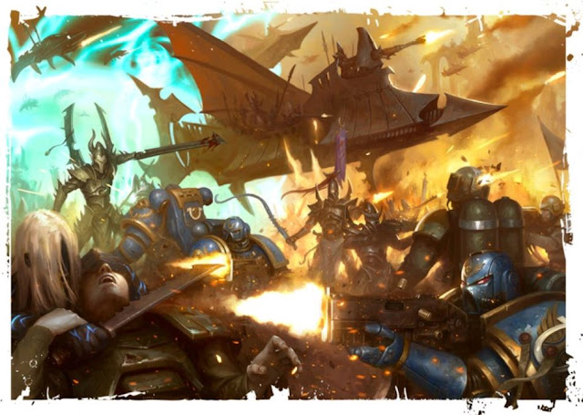 SDFnet 40k: musings from the 41st millennium