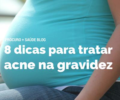 Acne na gravidez