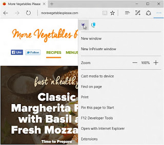 Microsoft's Edge browser gets Extension and Pinned Tabs support in latest preview build