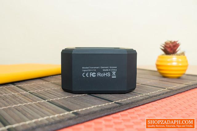 tronsmart groove wireless speaker