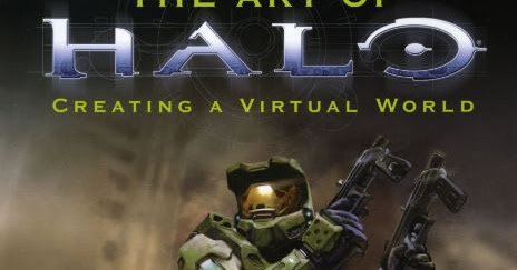 The art of HALO - Creating a virtual world
