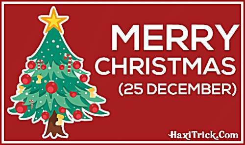 Wish You A Merry Christmas 25 December 2019 All Information In Hindi Image