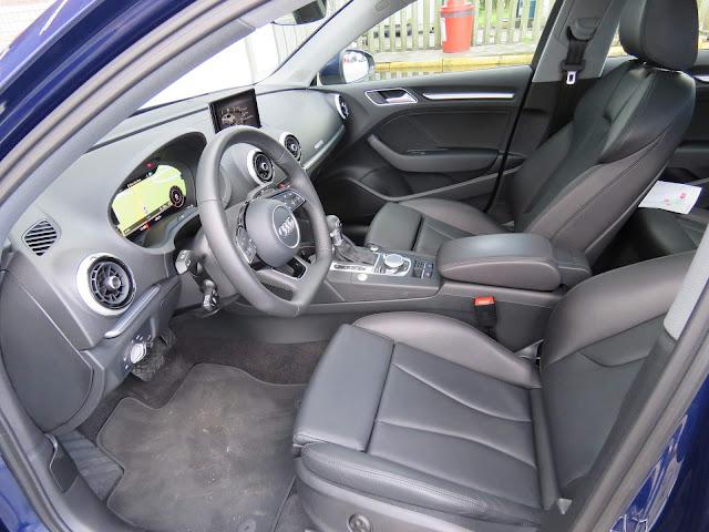 Audi A3 Sedan Ambition 2017