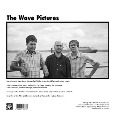 THE WAVE PICTURES ‎– Canvey Island Baby 2