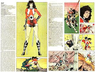 Sif (ficha marvel comics)