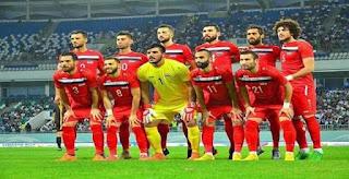 مشاهدة مباراة سوريا والكويت بث مباشر   اليوم 20/11/2018   مباراة ودية Syria vs Kuwait live