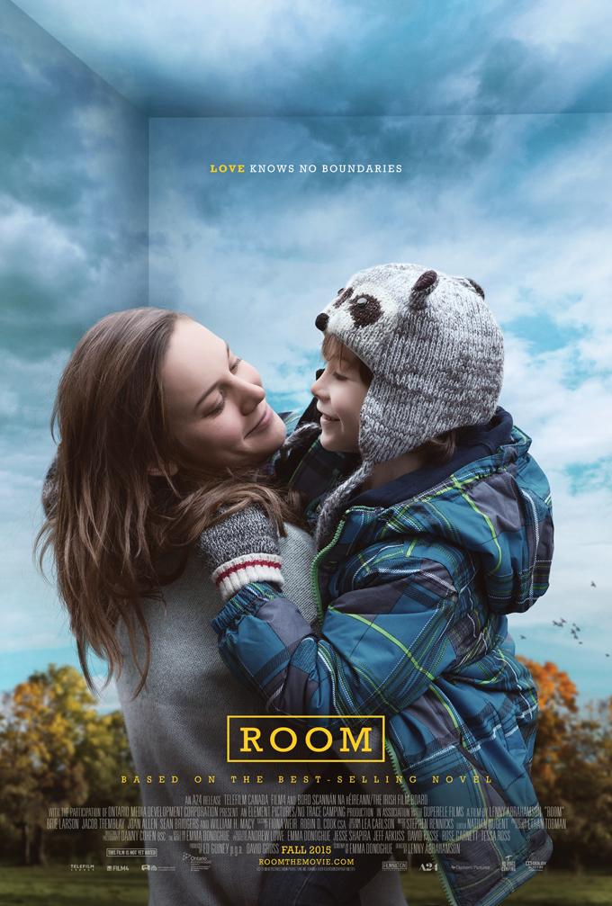 Lenny Abrahamson, Το Δωμάτιο (2015), The Room (2015), Brie Larson, Jacob Tremblay, Sean Bridgers, CINE ΣΕΡΡΕΣ,
