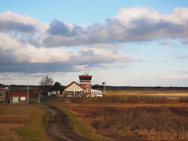 Langeoog, Tower, Flugplatz
