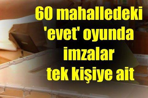 akademi dergisi, Mehmet Fahri Sertkaya, referandum, hdp, rıdvan yılmaz, yolsuzluk ve usulsüzlükler, evet, hayır, blok oy, mühürsüz oy, ysk, akp'nin gerçek yüzü, yskakp'nin gerçek yüzü,