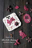 Шоколадови зайчета за Великден / easter chocolate bunny