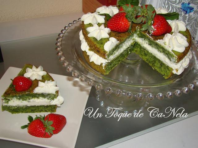 Ispanakli Kek - (tarta De Espinacas Turca)