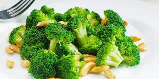Satu (1) kapsul CoQHealth Plus Shaklee bersamaan dengan 28 cawan Brokoli