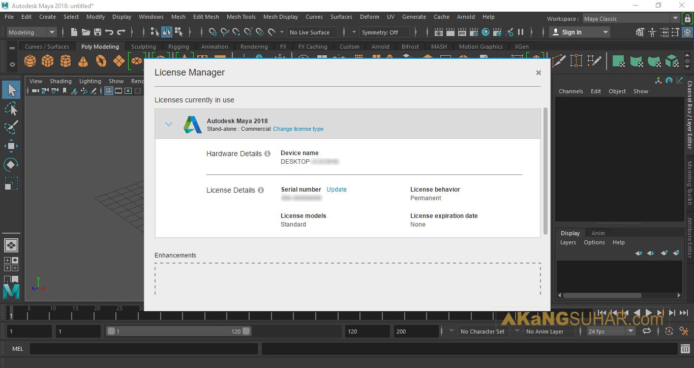 Autodesk Maya Portable X86 & X64 Free Download