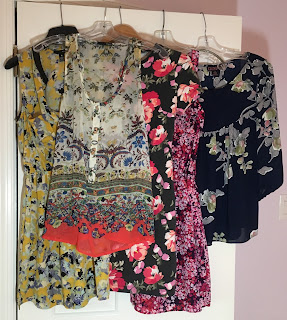 women floral fashion