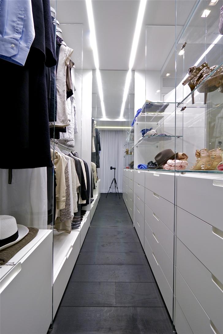 Kleine Begehbaren Kleiderschranke Stauraum