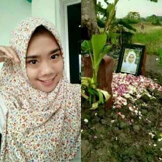 Mengharukan, Inilah Status Facebook Terakhir Niken, Gadis Cantik Korban Kecelakaan Maut Di Klampok, Semarang.