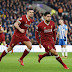 [VIDEO] CUPLIKAN GOL Brighton & Hove Albion 1-5 Liverpool: Dominasi The Reds Di Amex Stadium