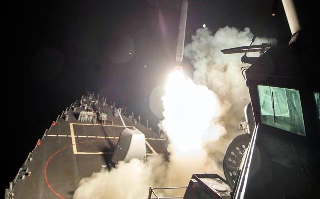 """A presidência síria afirmou nesta sexta-feira (7) que o ataque dos EUA à base militar de Al-Shayrat foi """"irresponsável"""" e """"imprudente"""", segundo a Associated Press"""