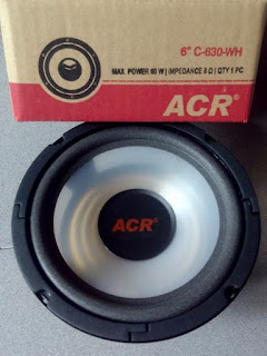 Daftar Harga Speaker ACR