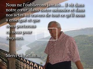 Christian godefroy: la père bien aimant qui restera à jamais dans nos ceours