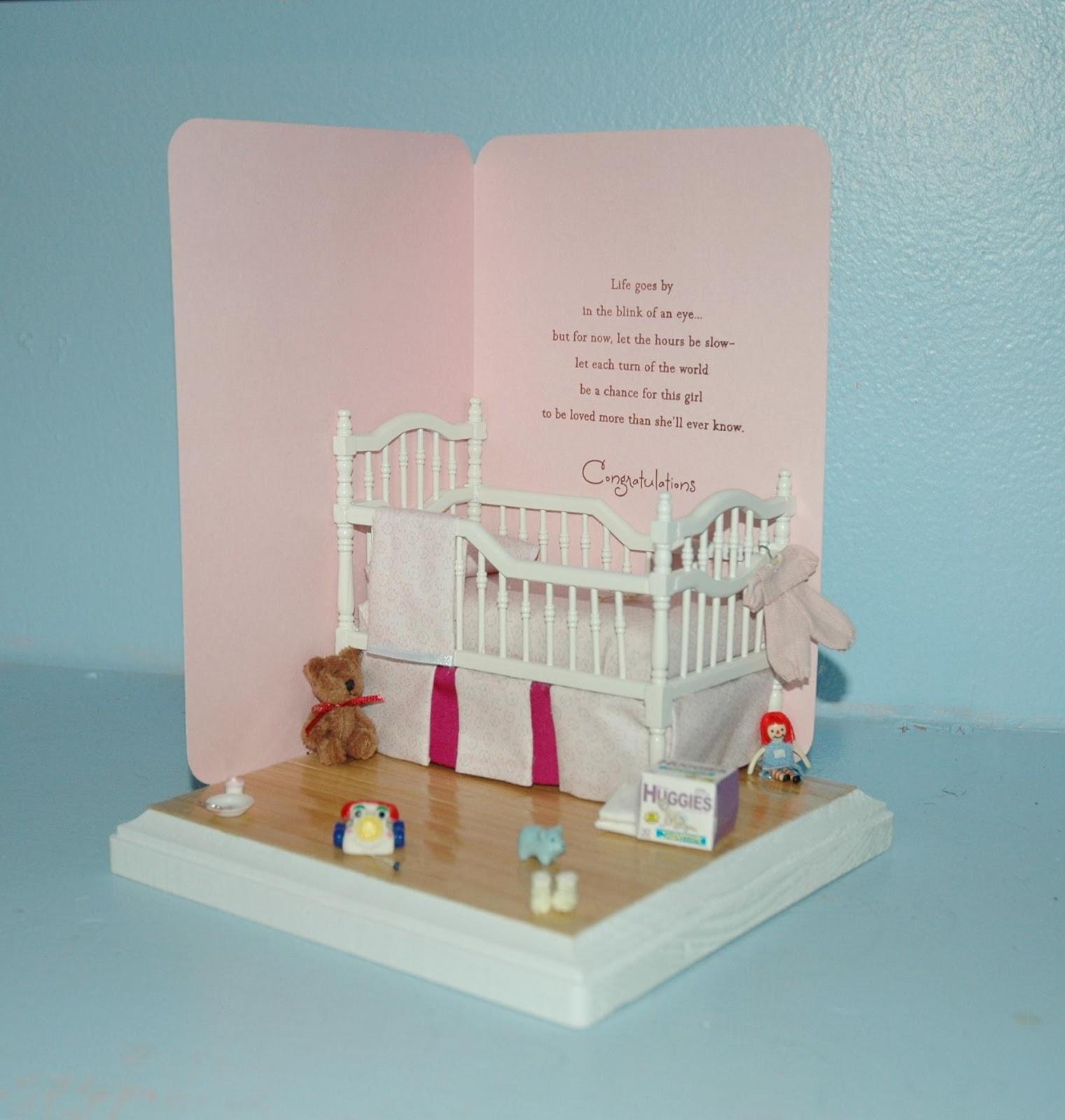 Honey, I Shrunk The House!: Mini Baby Card Scene