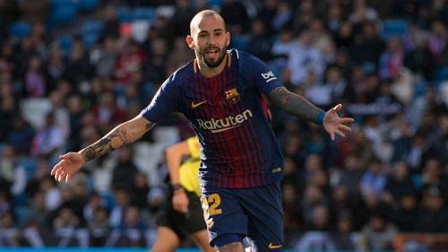 Vidal đã phải chờ đến 7 tháng mới có thể thi đấu cho Barca