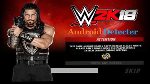 WWE 2K18 - WRESTLING REVOLUTION 3D WWE MOD Download [Latest]