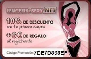 descuento para lenceria-sexy.net