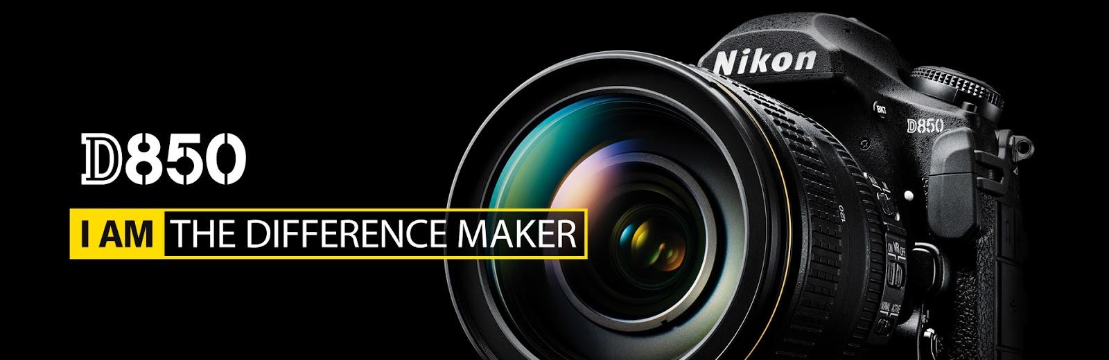 Nikon D850 из пресс-релиза
